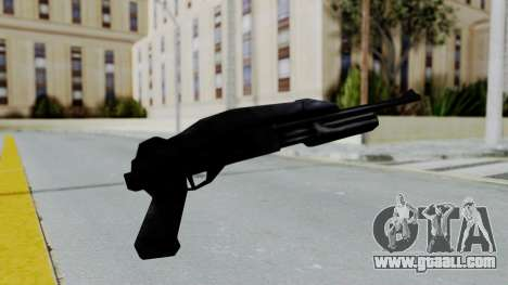 GTA 3 Shotgun for GTA San Andreas second screenshot