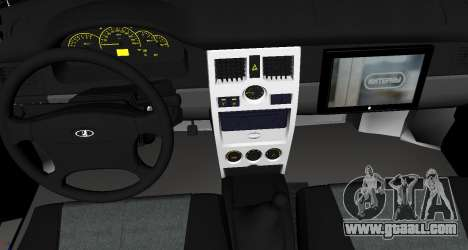 VAZ 2110 v.2.0 for GTA San Andreas right view
