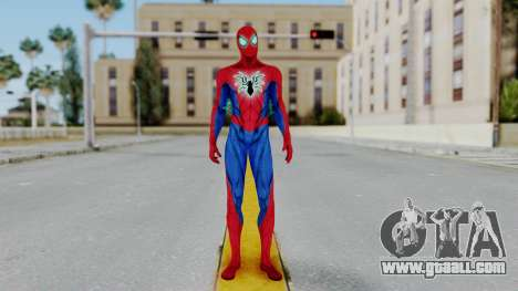 All New All Different Spider-Man for GTA San Andreas second screenshot
