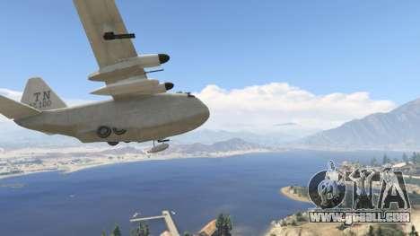GTA 5 Amphibious Plane seventh screenshot