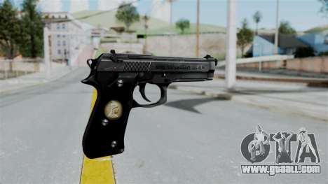 Tariq Iraq Pistol for GTA San Andreas second screenshot