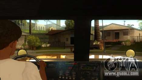 GTA V HVY Barracks OL for GTA San Andreas inner view