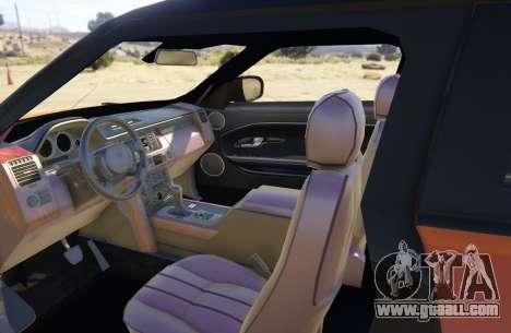 Range Rover Evoque 3.0 for GTA 5