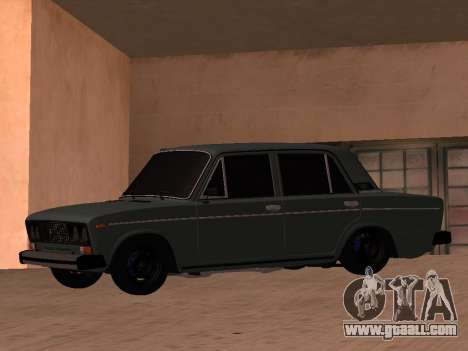 VAZ 2106 BPAN for GTA San Andreas left view