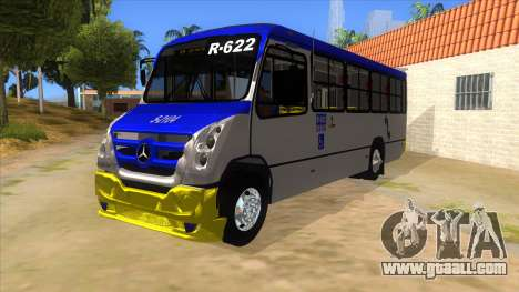CAMION R622 for GTA San Andreas