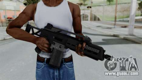 GTA 5 Special Carbine - Misterix 4 Weapons for GTA San Andreas third screenshot