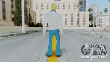 Scooby Doo Fred for GTA San Andreas third screenshot