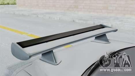 Nissan Skyline GT-R R34 2002 F&F4 for GTA San Andreas inner view