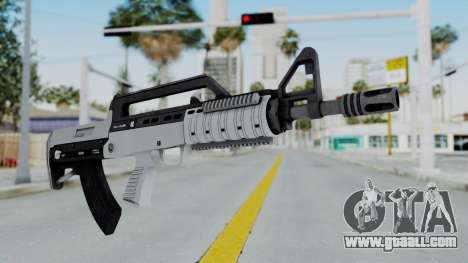 GTA 5 Bullpup Rifle - Misterix 4 Weapons for GTA San Andreas