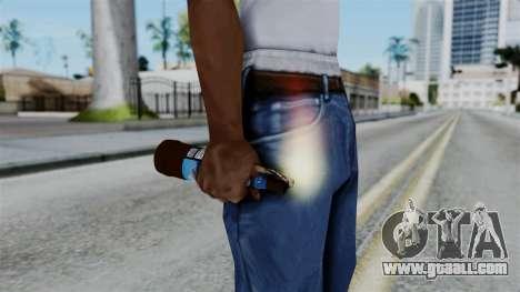 No More Room in Hell - Molotov for GTA San Andreas third screenshot