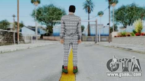 GTA Online DLC Festive Suprice 1 for GTA San Andreas third screenshot