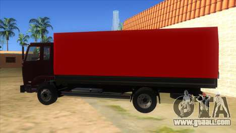 1991 TAM 130 T11 for GTA San Andreas left view