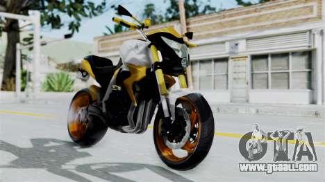 Honda CB1000R v2 for GTA San Andreas