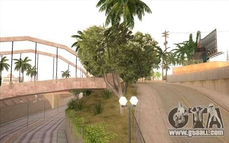 Repair work on Grove Street for GTA San Andreas eighth screenshot
