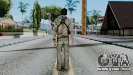 Uncharted 3 - Nathan Drake Desert Outfit for GTA San Andreas third screenshot