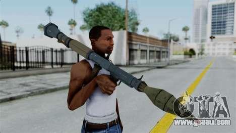 GTA 5 RPG for GTA San Andreas third screenshot