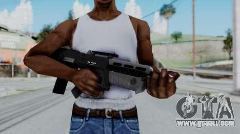 GTA 5 Advanced Rifle - Misterix 4 Weapons for GTA San Andreas third screenshot