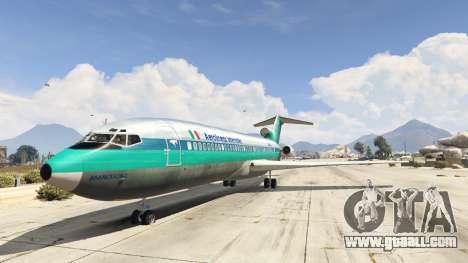 Boeing 727-200 for GTA 5