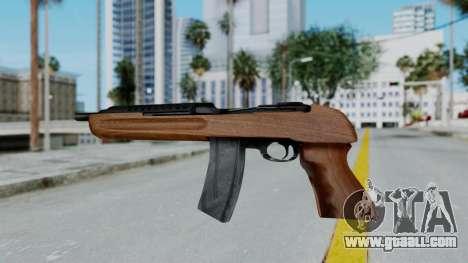 M1 Enforcer for GTA San Andreas second screenshot