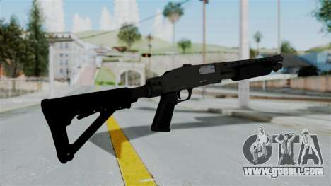 GTA 5 Pump Shotgun for GTA San Andreas third screenshot
