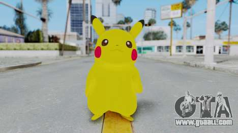 Dancing Pokemon Band - Pikachu for GTA San Andreas second screenshot