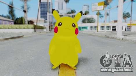 Dancing Pokemon Band - Pikachu for GTA San Andreas second screenshot