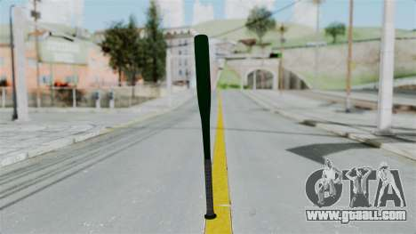 GTA 5 Baseball Bat 1 for GTA San Andreas second screenshot