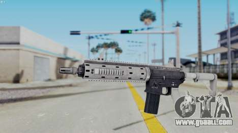 GTA 5 Carbine Rifle for GTA San Andreas second screenshot
