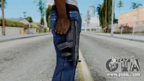 Vice City Beta MP5-K for GTA San Andreas third screenshot