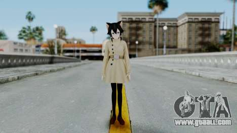 Sword Art Online - Shino Asada for GTA San Andreas second screenshot