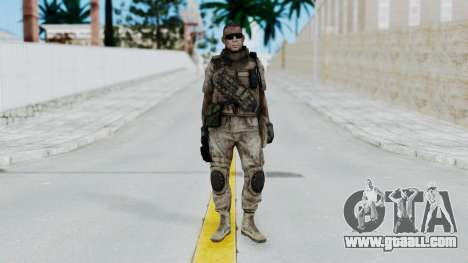 Crysis 2 US Soldier 2 Bodygroup B for GTA San Andreas second screenshot