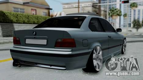 BMW 320 E36 Coupe for GTA San Andreas left view