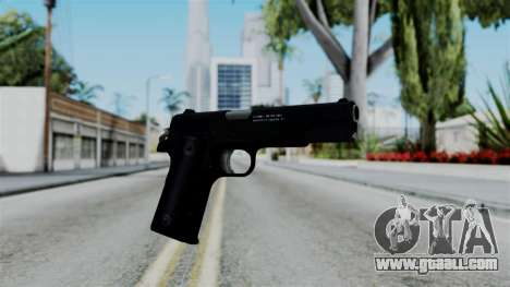 No More Room in Hell - Colt 1911 for GTA San Andreas second screenshot