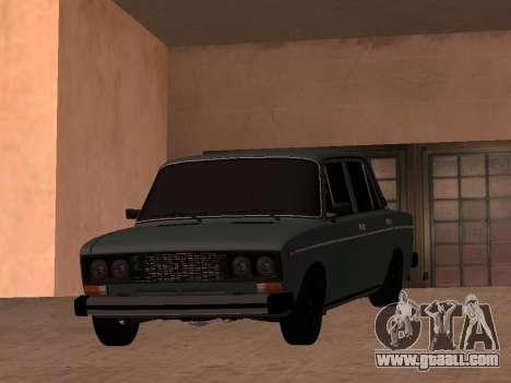 VAZ 2106 BPAN for GTA San Andreas right view