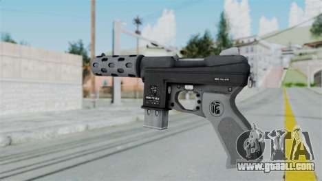 GTA 5 Machine Pistol - Misterix 4 Weapons for GTA San Andreas second screenshot
