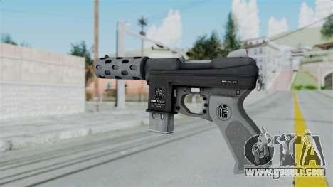 GTA 5 Machine Pistol - Misterix 4 Weapons for GTA San Andreas second screenshot