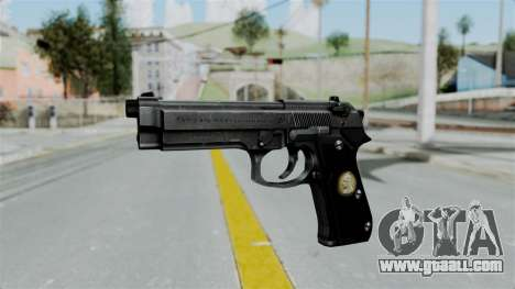 Tariq Iraq Pistol for GTA San Andreas