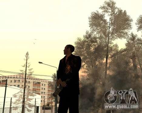 A Molotov Cocktail for GTA San Andreas third screenshot