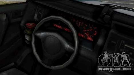 GTA 5 Albany Cavalcade v1 IVF for GTA San Andreas right view