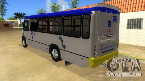 CAMION R622 for GTA San Andreas left view