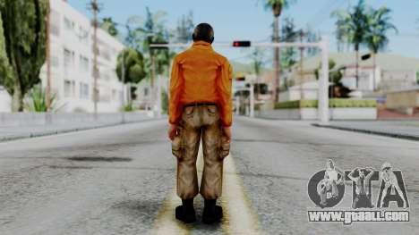 CS 1.6 Hostage 02 for GTA San Andreas third screenshot