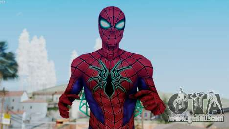 Marvel Future Fight Spider Man All New v2 for GTA San Andreas