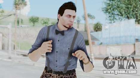 Skin Random 2 from GTA 5 Online for GTA San Andreas