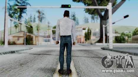CS 1.6 Hostage B for GTA San Andreas third screenshot