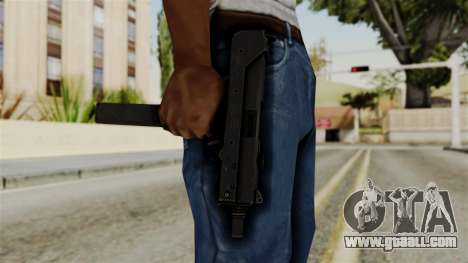 MAC-10 for GTA San Andreas