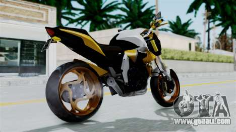 Honda CB1000R v2 for GTA San Andreas left view