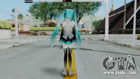 Mamama Api Miku from MMD for GTA San Andreas third screenshot