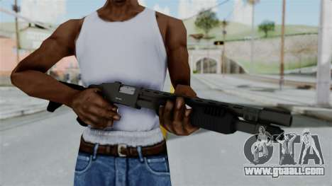 GTA 5 Pump Shotgun for GTA San Andreas