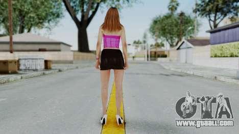 GTA 5 Hooker 01 v2 for GTA San Andreas third screenshot