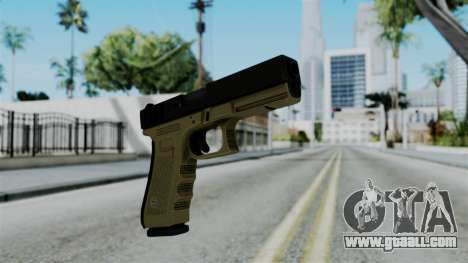 No More Room in Hell - Glock 17 for GTA San Andreas